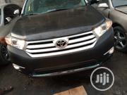 Highlander 2008 Concerted To 2012 Complete | Vehicle Parts & Accessories for sale in Lagos State, Mushin