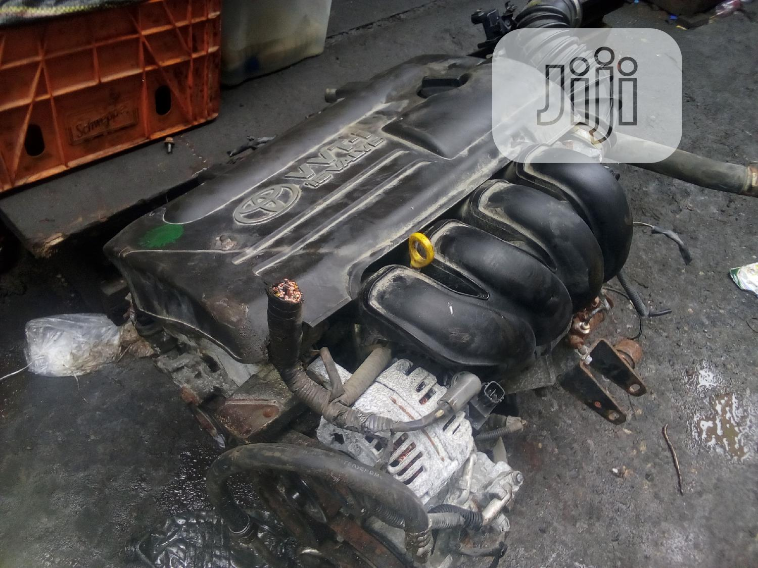 Archive: 1zz Toyota Corolla Complete With Compressor