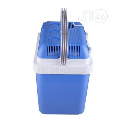 24 L- Car Boat Travel Electric Cooler/Warmer Portable Mini Fridge | Vehicle Parts & Accessories for sale in Garki 2, Abuja (FCT) State, Nigeria
