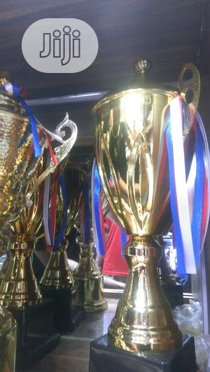 Gold Trophy   Arts & Crafts for sale in Lagos State, Lagos Island (Eko)