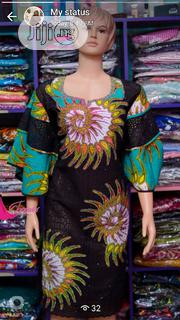 Senegalese Short Gown | Clothing for sale in Lagos State