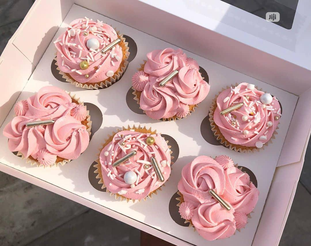 Archive: Crunchy Cup Cakes