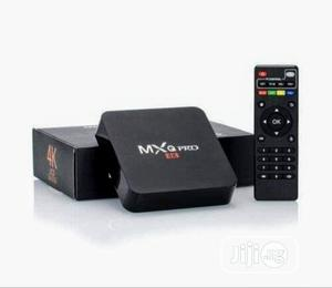 MXQ Pro 4K Android 7.1 TV Box 1GB/8GB | TV & DVD Equipment for sale in Lagos State, Ikeja