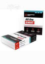 Manhattan Gmat 7th Edition 10vols | Books & Games for sale in Lagos State, Surulere