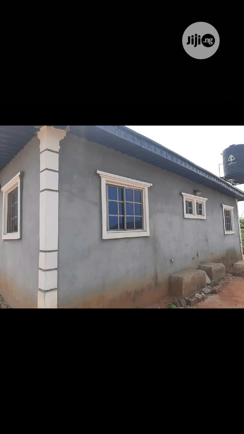 Bungalow For Sale At Uhorlo Off Airport Road Benin City | Houses & Apartments For Sale for sale in Benin City, Edo State, Nigeria