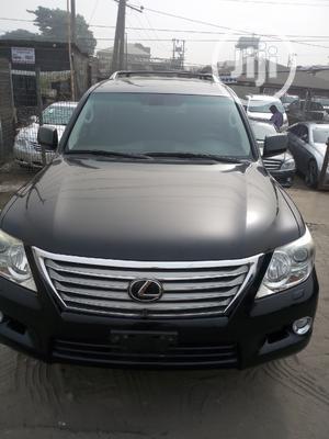 Lexus LX 570 2012 Black   Cars for sale in Lagos State, Ajah