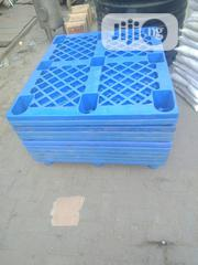 Plastic Pallets Blue Color For Sale | Building Materials for sale in Lagos State, Agege