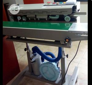 Continuous Band Sealer With Hot Air Compressor   Manufacturing Equipment for sale in Lagos State, Ojo
