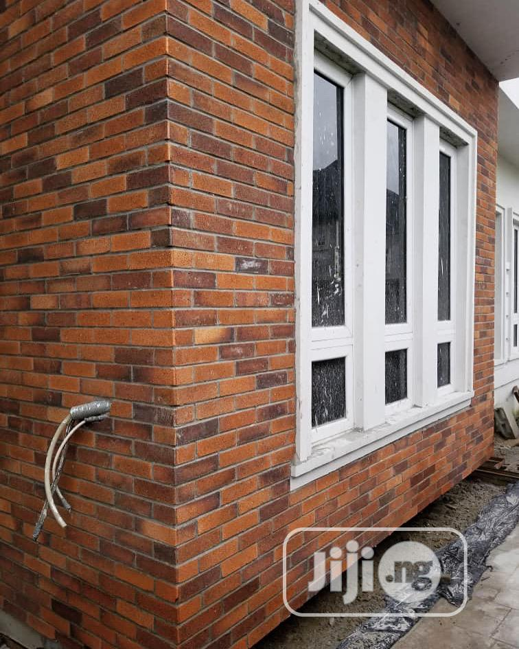 Fired Clay Thin Bricks And Stones For Wall | Building Materials for sale in Oshimili South, Delta State, Nigeria