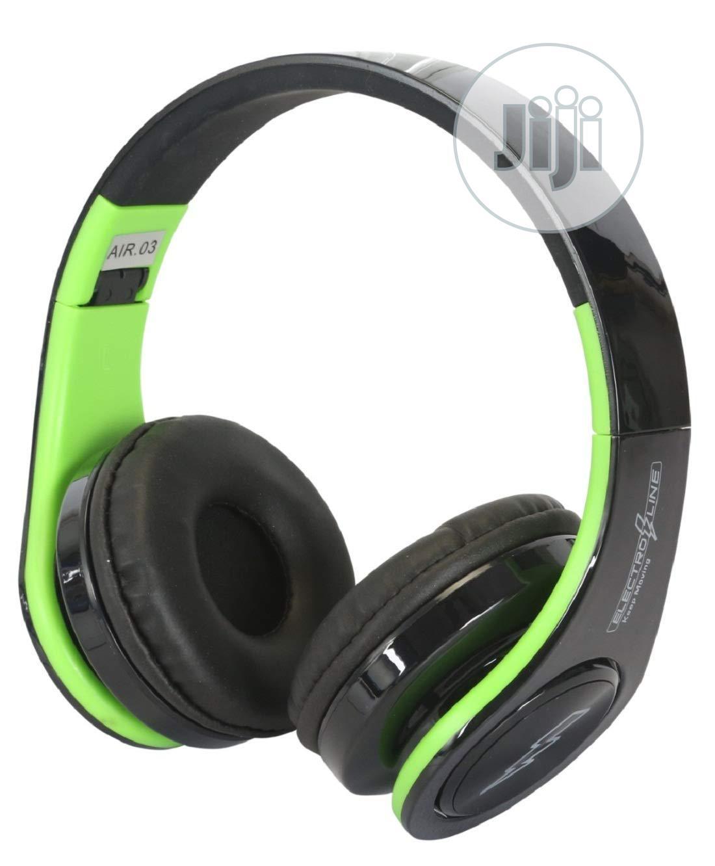 Archive: Tm-062g Wireless Stereo Headphone
