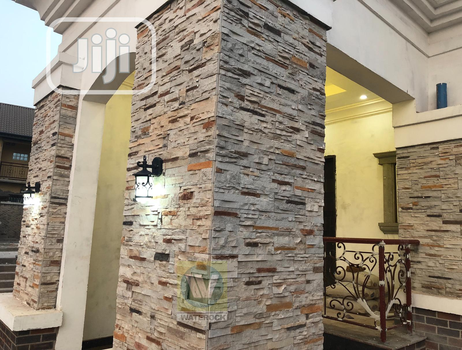 Brick And Stone Tiles For Wall Cladding