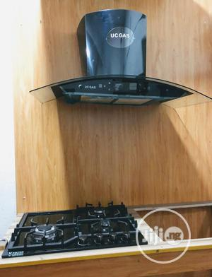 Inbuilt Cooker And Kitchen Hood Extractor   Kitchen Appliances for sale in Imo State, Owerri