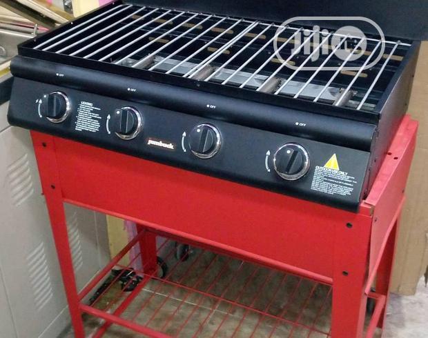 BBQ Charcoal Grill
