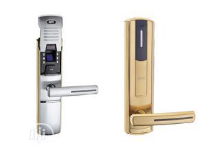 Finger Print Keypad Lock | Doors for sale in Akwa Ibom State, Ikot Ekpene