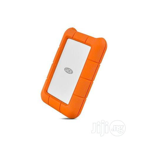 Lacie 4TB Rugged USB-C External Hard Drive