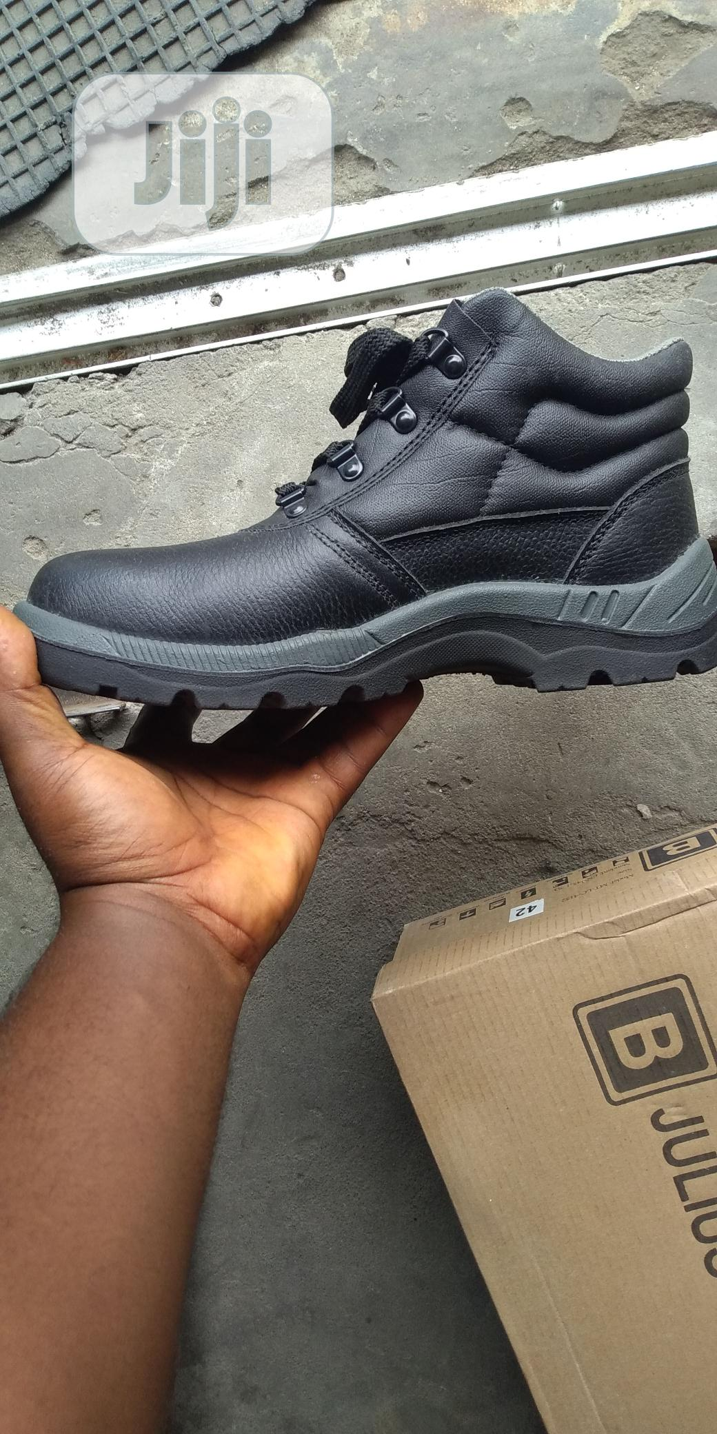 Safety Boots | Shoes for sale in Port-Harcourt, Rivers State, Nigeria