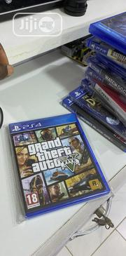 Ps4 - GTA V | Video Games for sale in Rivers State, Port-Harcourt