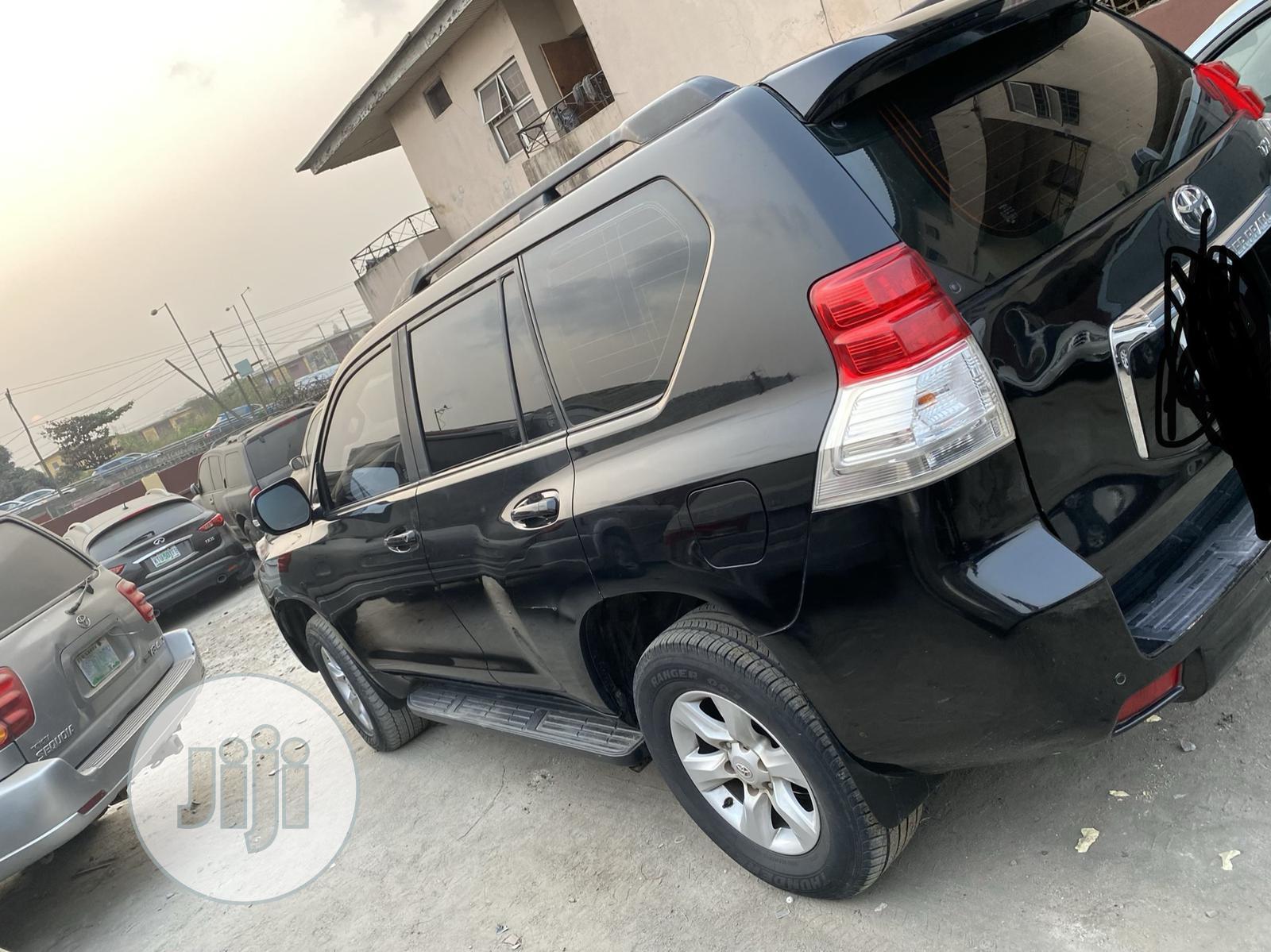 Toyota Land Cruiser Prado 2011 Black | Cars for sale in Surulere, Lagos State, Nigeria
