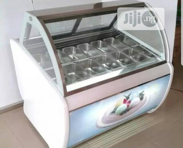 Archive: Ice Cream Display Freezer
