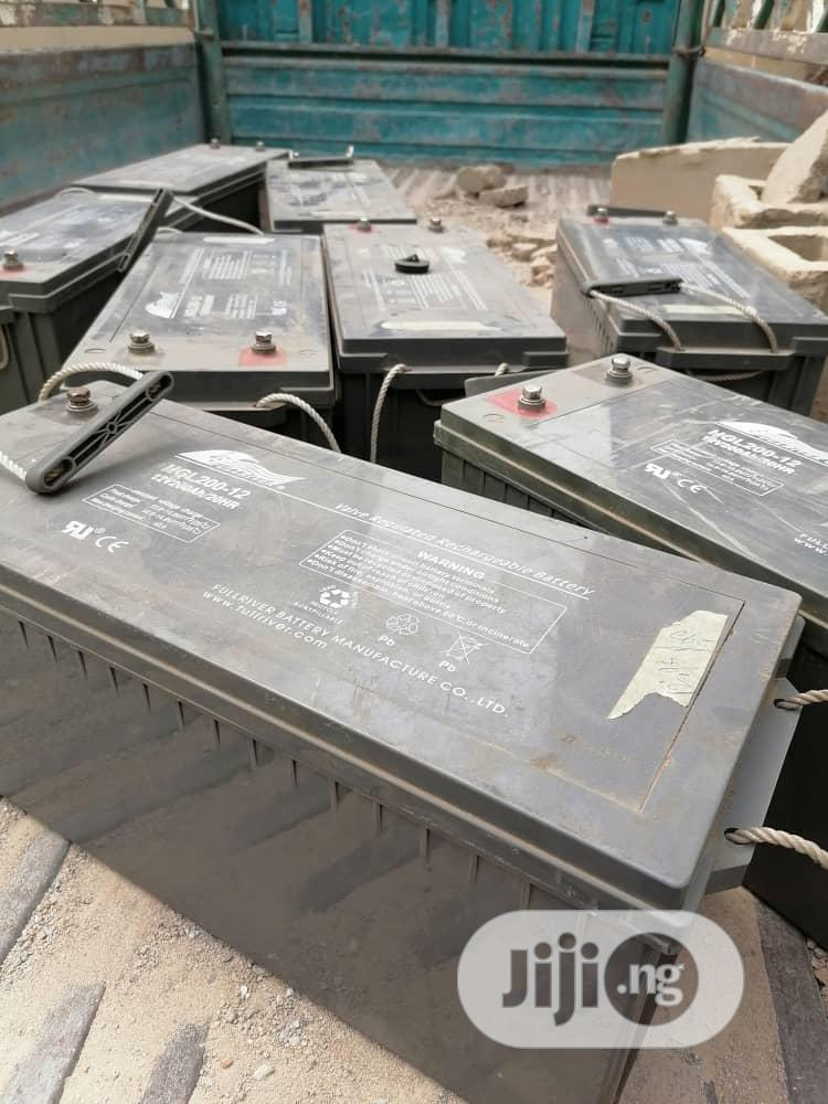 Battery Scrap Dealers In Nigeria