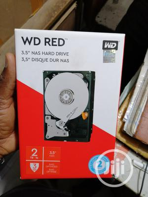 WD Red 3.5 2TB NAS Hard Drive | Computer Hardware for sale in Lagos State, Ikeja
