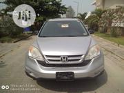 Honda CR-V 2011 EX 4dr SUV (2.4L 4cyl 5A) Gray | Cars for sale in Lagos State, Ajah