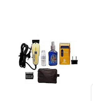 Chaobahairclipperwith Bag,Aftershave and Rechargeable Shaver | Tools & Accessories for sale in Lagos State, Lagos Island (Eko)