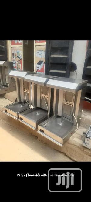 Shawarma Machine. Local Shawarma Machine | Restaurant & Catering Equipment for sale in Ogun State, Sagamu