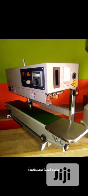 Continuous Sealing Machine. Industrial Nylon Sealer Machine   Manufacturing Equipment for sale in Ogun State, Ilaro
