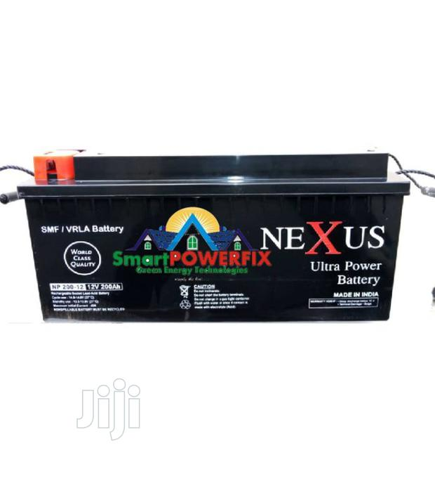Nexus Super Rugged NEXUS Inverter Battery