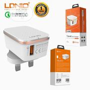 Ldnio A1204Q Fast Charger   Accessories & Supplies for Electronics for sale in Lagos State, Ikeja