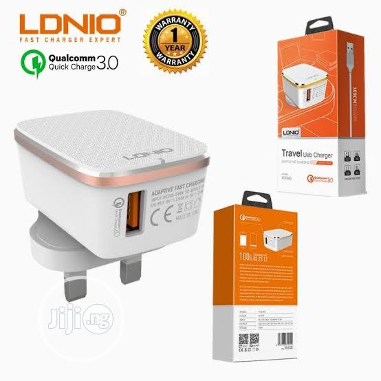 Ldnio A1204Q Fast Charger