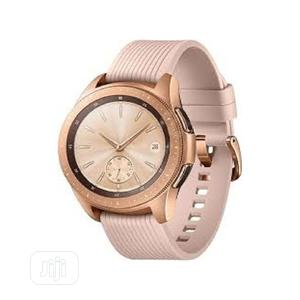 Samsung Galaxy Watch 42mm, Active Blutooth - Rose Gold | Smart Watches & Trackers for sale in Lagos State, Ikeja