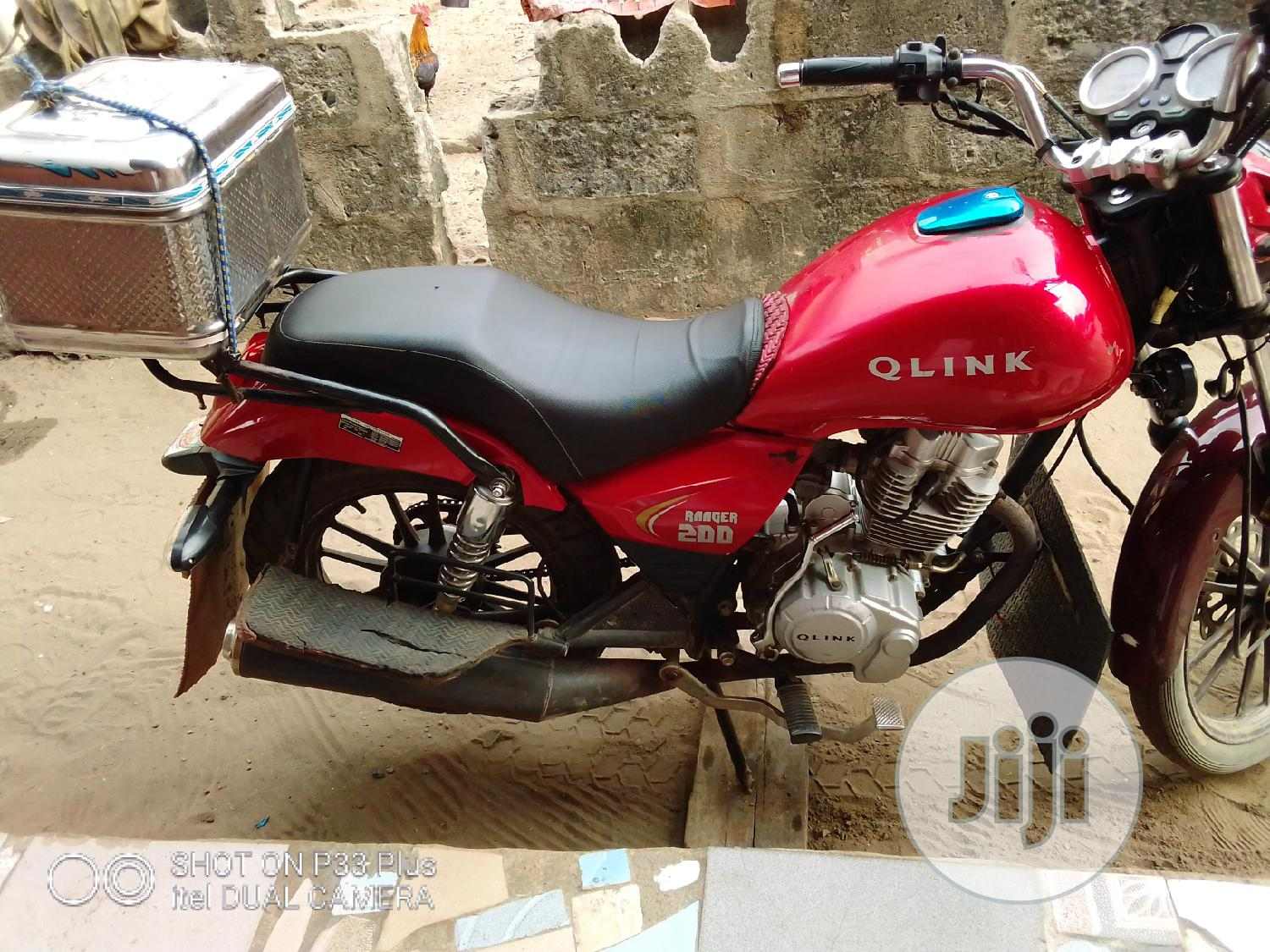 Archive: Qlink X-ranger 200 2018 Red