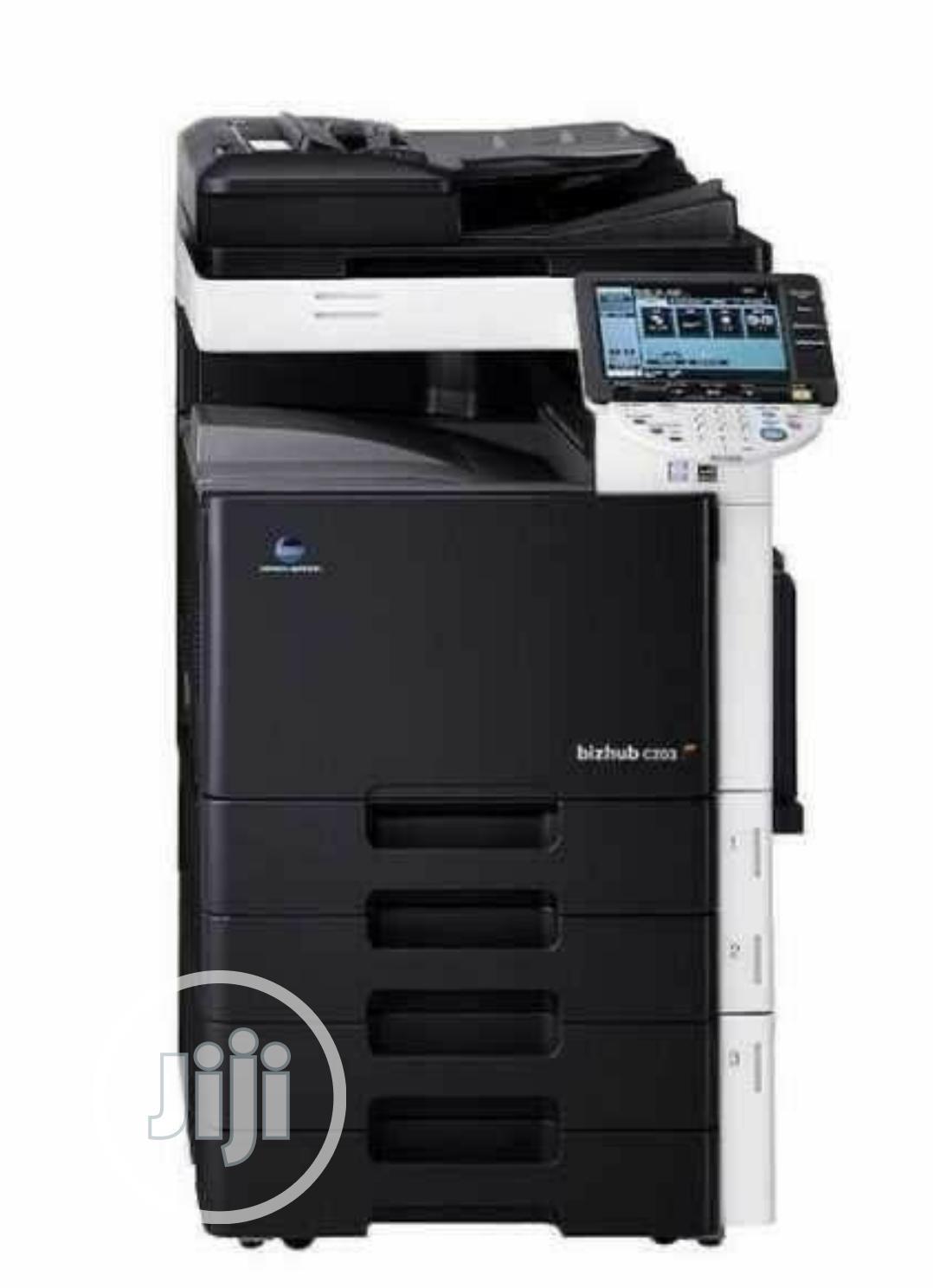 Bizhub C203 Konica Minolta Direct Image Printer