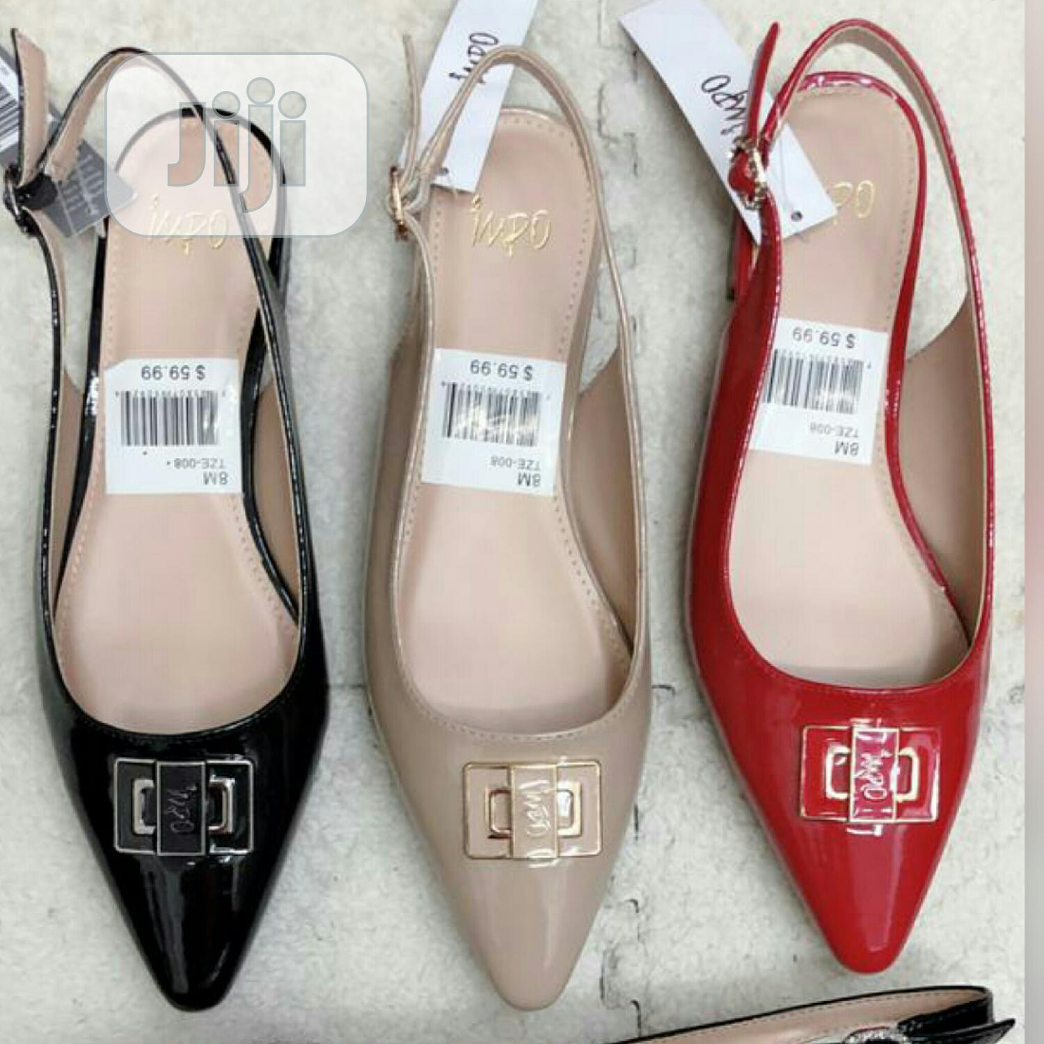 Impo Stylish Heel Pumps | Shoes for sale in Ikeja, Lagos State, Nigeria
