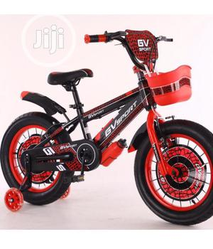 GV Sport Quality Bycicle For Age 4 To 10   Toys for sale in Lagos State, Ojota