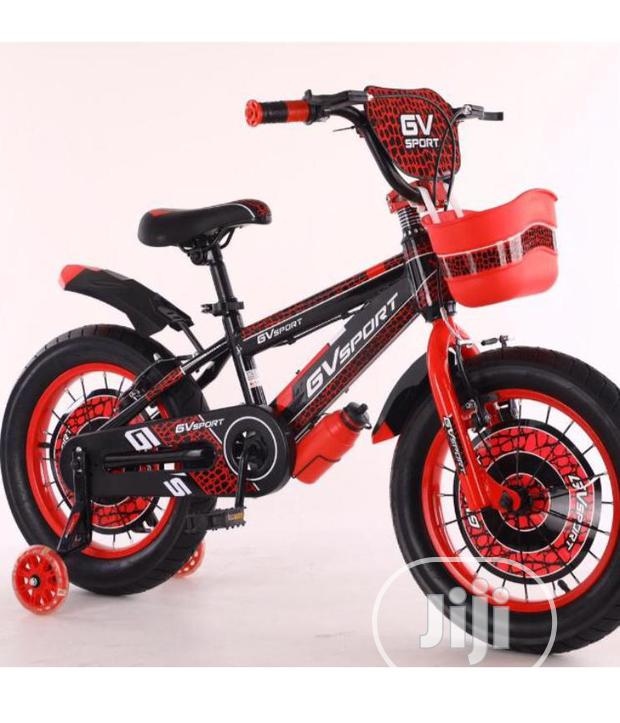 Archive: GV Sport Quality Bycicle For Age 4 To 10