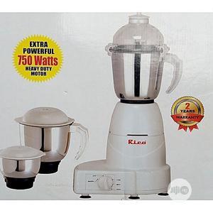Rico Blender Mixer And Grinder- Heavy Duty Motor-750w   Kitchen Appliances for sale in Lagos State, Lagos Island (Eko)