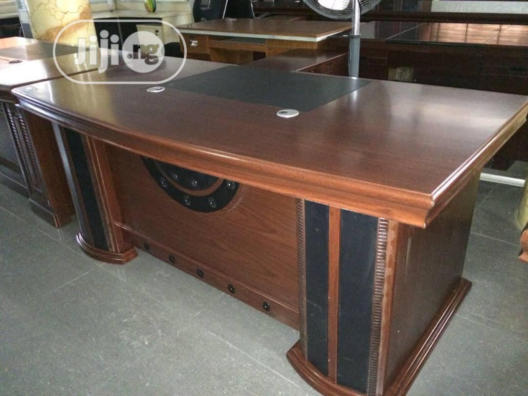 Executive Office Desk Table
