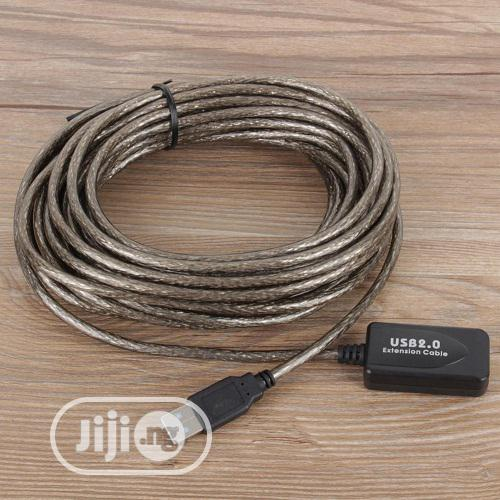 Usb Extender Cable - 5m