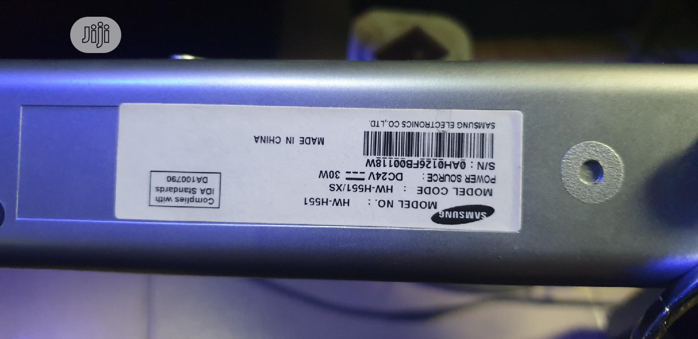 Badass Samsung Silver Samba Soundbar | Audio & Music Equipment for sale in Ojo, Lagos State, Nigeria