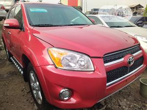 Toyota RAV4 2010 3.5 Limited 4x4 Red | Cars for sale in Abuja (FCT) State, Central Business Dis