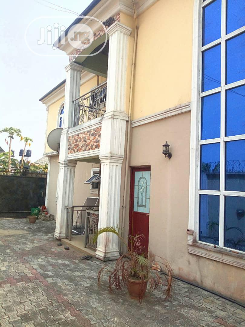 Well Finished 4 Bedroom Duplex At Ada George For Sale