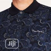 Pierre Cardin Paisley Polo Shirt | Clothing for sale in Lagos State, Ojodu