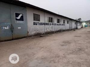 Commercial Property (Warehouse) for Sale at Oregun Industrial Estate   Commercial Property For Sale for sale in Lagos State, Ikeja