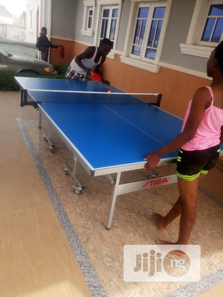 Olympic Standard Table Tennis