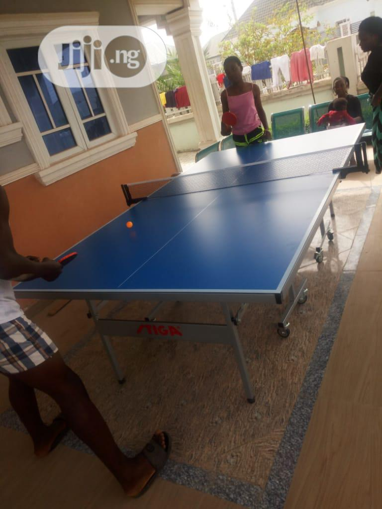 Olympic Standard Table Tennis   Sports Equipment for sale in Wuse, Abuja (FCT) State, Nigeria