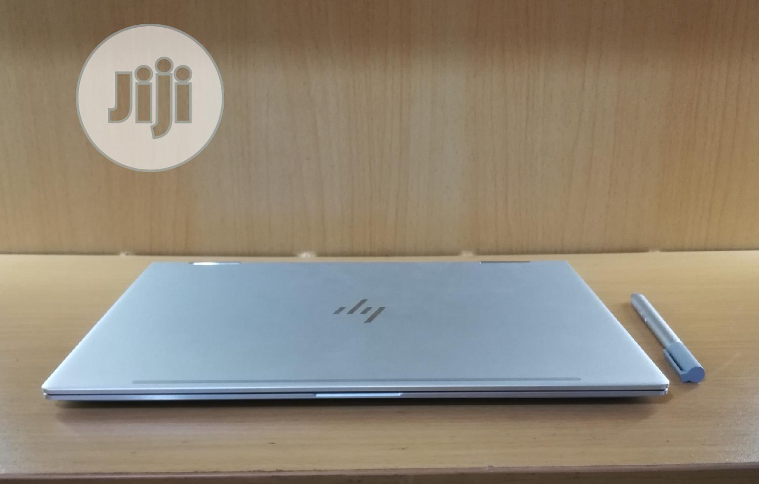 Laptop HP Spectre X360 13t 16GB Intel Core I7 SSD 512GB | Laptops & Computers for sale in Ikeja, Lagos State, Nigeria