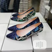 Beautiful Designer Kitten Heel | Shoes for sale in Lagos State